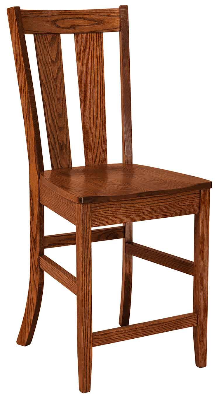 FN-Amish-Custom-Chairs-Newberry-Stool