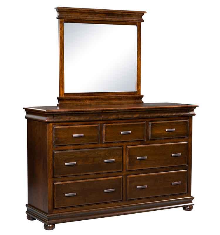 SOU Amish Bedroom Furniture Manchester Dresser  Amish Made Bedroom Dressers  Amish Custom Furniture. Manchester Bedroom Furniture   PierPointSprings com
