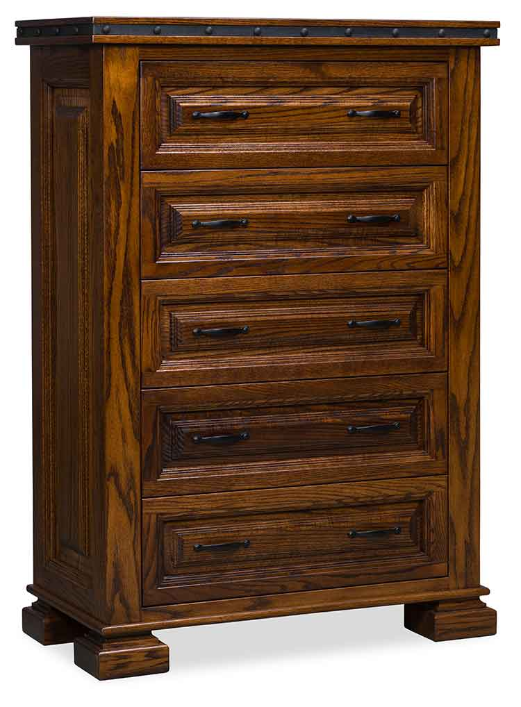 Bedroom Furniture El Paso amish made bedroom chests - amish custom furniture