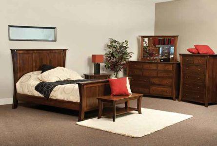 Amish-Custom-Bedroom-Cale-Bed-CL-PB 1