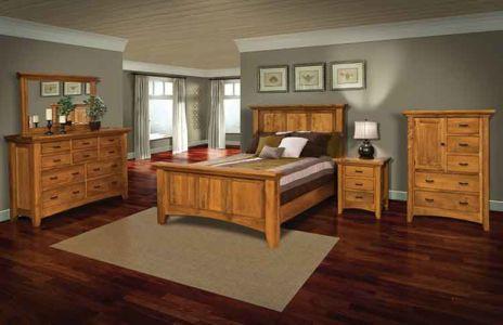 Amish-Custom-Bedroom-Legacy-Bed-LG-PB-Q 1