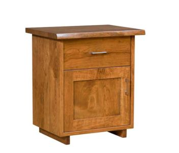 Amish-Custom-Bedroom-Live-Edge-Nightstand-LE-27-1D