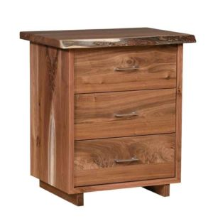 Amish-Custom-Bedroom-Live-Edge-Nightstand-LE-27-3D