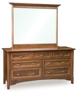 Amish-Custom-Bedroom-West-Lake-Dresser-WL-647D