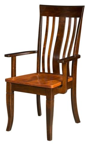 Amish-Custom-Dining-Chairs-Newbury-Side 1