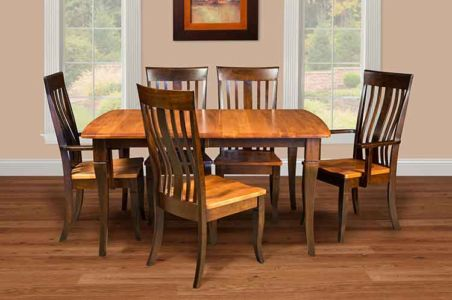 Amish-Custom-Dining-Chairs-Newbury-Side 2