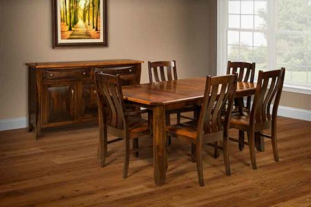 Amish-Custom-Dining-Chairs-Preston-Side 2
