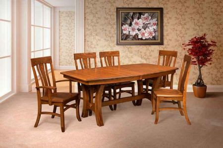 Amish-Custom-Dining-Chairs-Rainier-Side 2