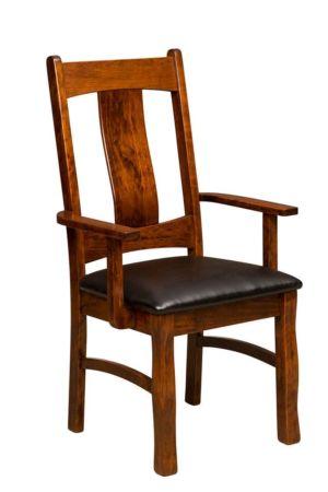 Amish-Custom-Dining-Chairs-Reno-Side 1