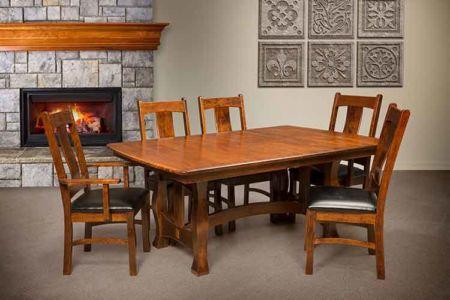Amish-Custom-Dining-Chairs-Reno-Side 2