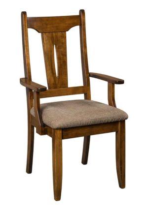 Amish-Custom-Dining-Chairs-Sierra-Side 1