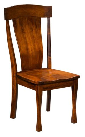 Amish-Custom-Dining-Chairs-Woodland-Side-Chair