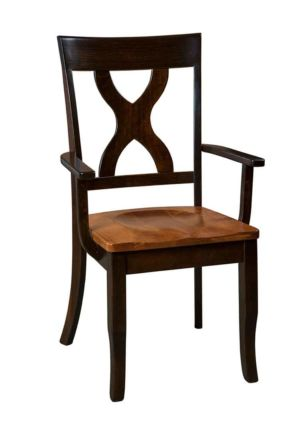 Amish-Custom-Dining-Chairs-Woodstock-Side 1