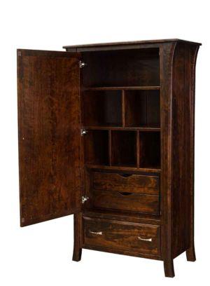 BS-Amish-Custom-Bedroom-Furniture-Ensenada-BEN-06-Open