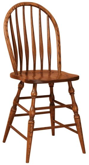 FN-Amish-Custom-Chairs-Bent-Feather-Stool. 1