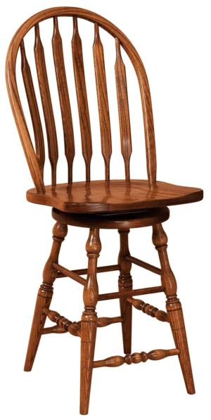 FN-Amish-Custom-Chairs-Bent-Paddle-Stool 1