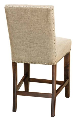 FN-Amish-Custom-Chairs-Corbin-Stool 1