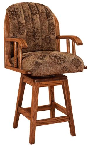 FN-Amish-Custom-Chairs-DelRay-Stool