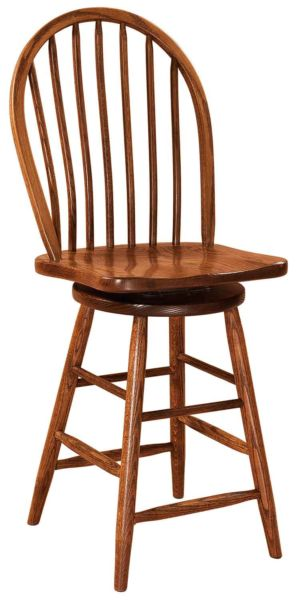 FN-Amish-Custom-Chairs-Econo-Stool 1