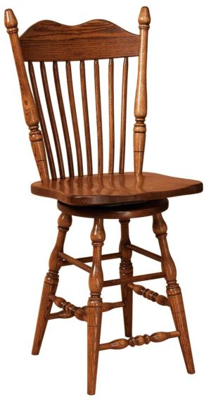 FN-Amish-Custom-Chairs-Hoosier-Stool 1