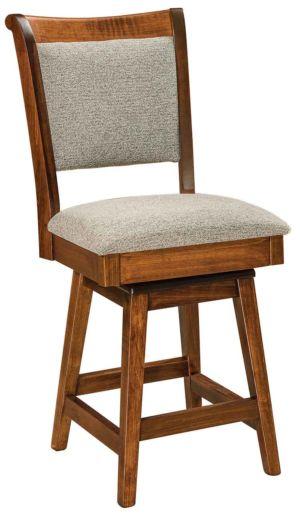 FN-Amish-Custom-Chairs-Kimberly-Stool 1