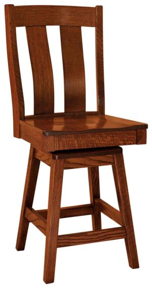 FN-Amish-Custom-Chairs-Laurie-Stool 1