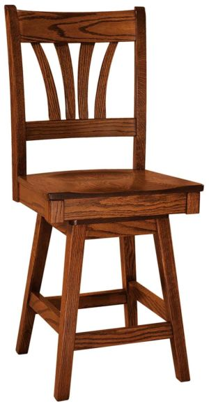 FN-Amish-Custom-Chairs-McCohen-Stool 1