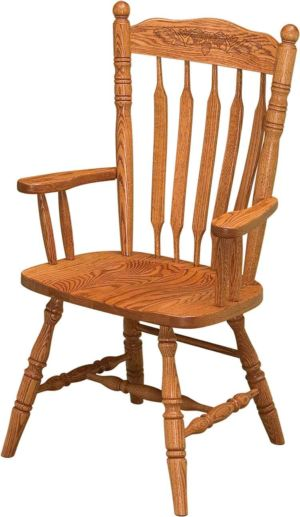 FN-Amish-Custom-Chairs-Northern-Acorn-Dining 1