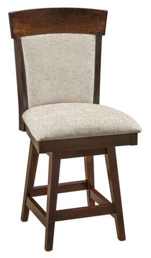 FN-Amish-Custom-Chairs-Riverside-Stool 1