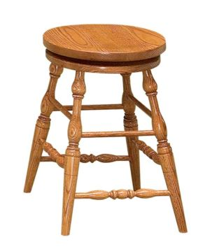 FN-Amish-Custom-Chairs-Scoop-Stool 1