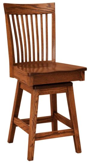 FN-Amish-Custom-Chairs-Shelby-Stool 1