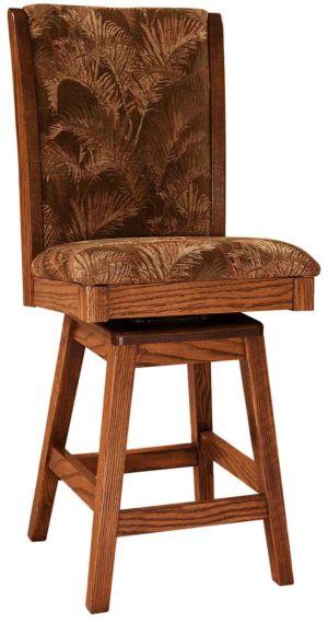 FN-Amish-Custom-Chairs-Sherita-Stool 1