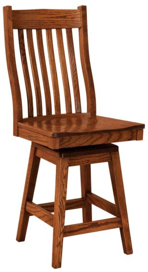 FN-Amish-Custom-Chairs-Sullivan-Stool 1