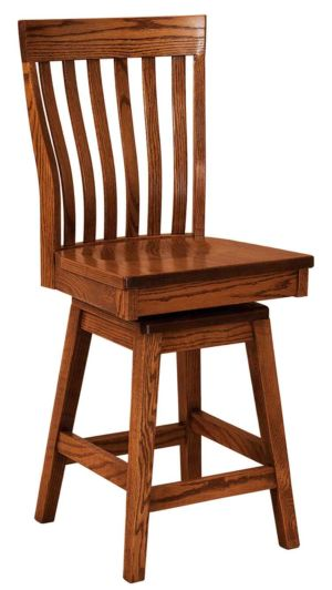 FN-Amish-Custom-Chairs-Theodore-Stool 1