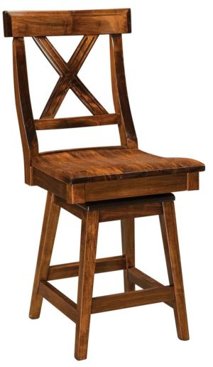 FN-Amish-Custom-Chairs-Vornado-Stool 1