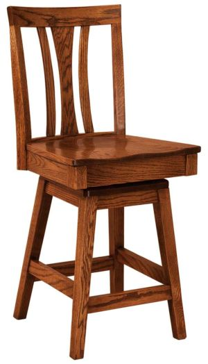 FN-Amish-Custom-Chairs-Waldron-Stool 1