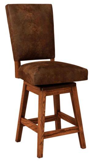 FN-Amish-Custom-Chairs-Warner-Stool 1