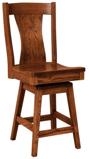 FN-Amish-Custom-Chairs-Westin-Stool 1