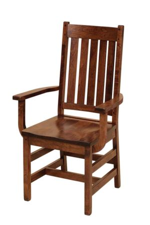 FN-Amish-Custom-Chairs-Williamsburg-Dining 1