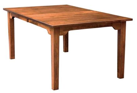 NW-Amish-Custom-Tables-L-204-Shaker-Mission-Arch-skirt