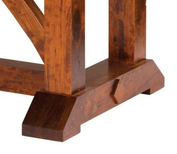 NW-Amish-Custom-Tables-T-320-Bostonian 1
