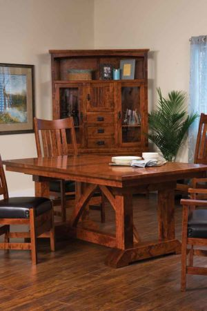 Amish Custom Furniture Dining Room