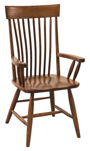 RH-Amish-Custom-Chairs-Albany-Chair 1