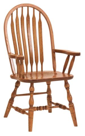 RH-Amish-Custom-Chairs-Bent-Paddle-Chair 1