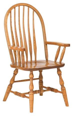 RH-Amish-Custom-Chairs-BentFeatherBow-Chair 1