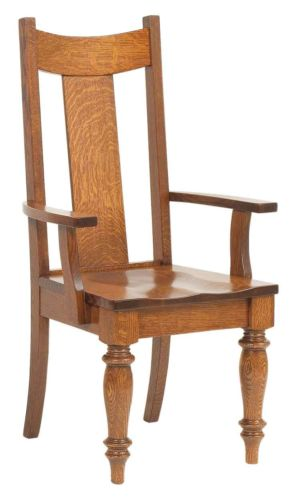 RH-Amish-Custom-Chairs-Brunswick-Chair 1