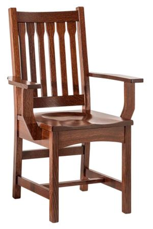 RH-Amish-Custom-Chairs-Buchanan-Chair 1