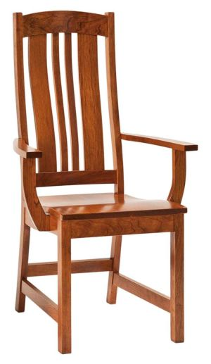 RH-Amish-Custom-Chairs-Carolina-Chair 1