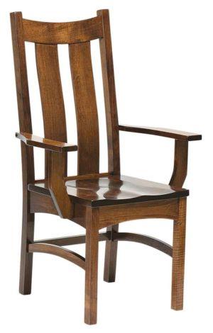 RH-Amish-Custom-Chairs-CountryShaker-Chair 1