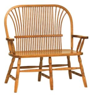 RH-Amish-Custom-Chairs-CountrySheaf-Settee